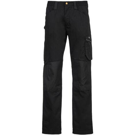 Pantalon de travail multipoches Diadora ROCK Noir XL