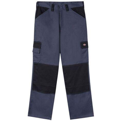 """main image of """"Pantalon de travail DICKIES Everyday ED24/7 - Gris et noir - 42"""""""
