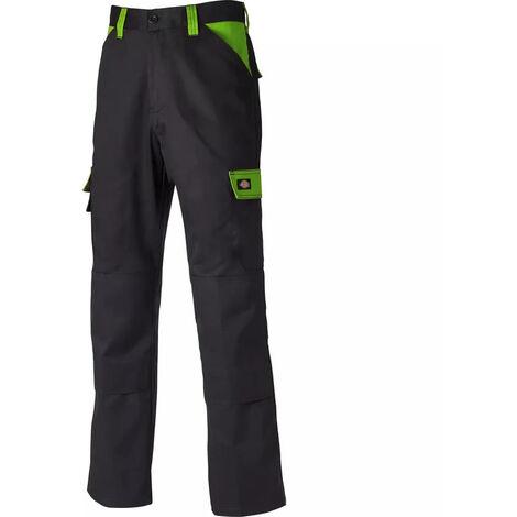 "main image of ""Pantalon Everyday Noir / Vert - Dickies"""