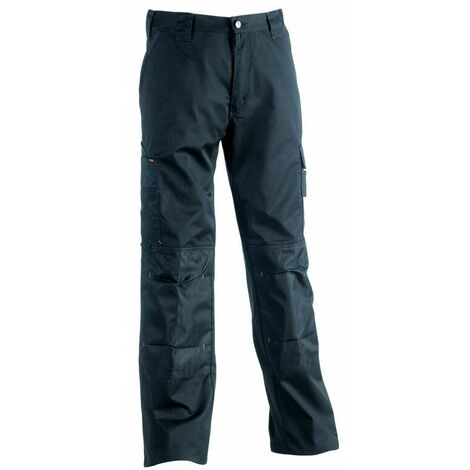 Pantalon de travail multipoches Mars Herock Bleu Marine 5XL