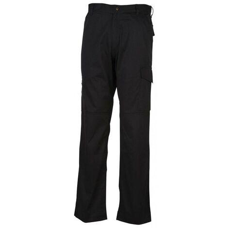 Pantalon de travail multipoches Rocks Pen duick Noir