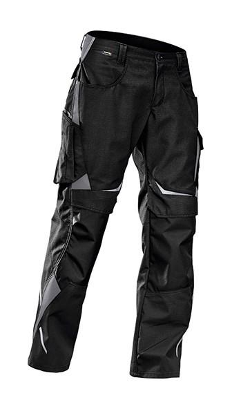 Kubler - Pantalon de travail noir/anthracite ,Gr.58