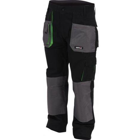 Pantalon de travail pro 100% coton