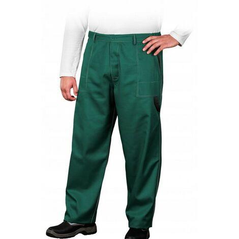 Pantalon de travail protecteur vert Reis