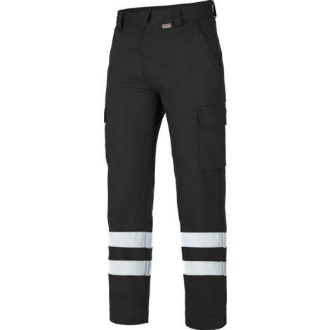 Pantalon de travail Reflex Classic Würth MODYF noir