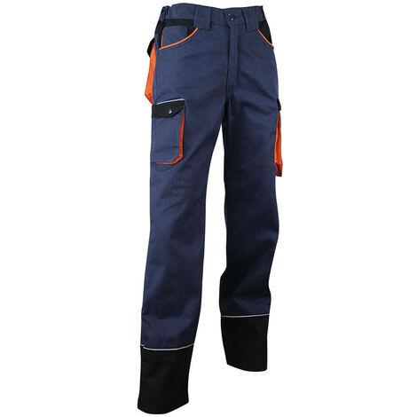 Pantalon de travail sans métal HERSE / SECHOIR LMA Bleu Marine 44