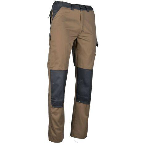 Pantalon de travail sans métal multipoches Forgeron/Graveur LMA - plusieurs modèles disponibles