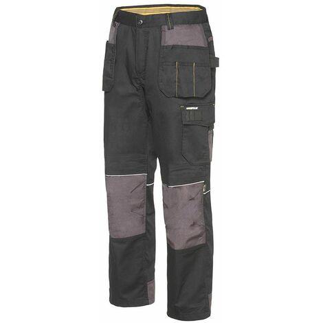 Pantalon de travail Skilled Ops Caterpillar Gris foncé 42