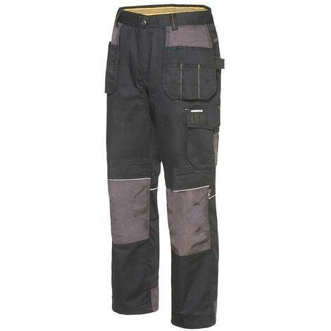 Pantalon de travail Skilled Ops Caterpillar Gris foncé 52