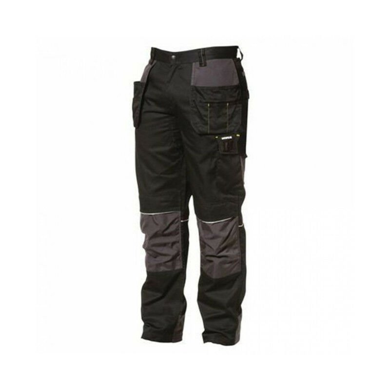 Pantalon SKILLED OPS noir-graphite CATERPILLAR (48) - Taille : 48