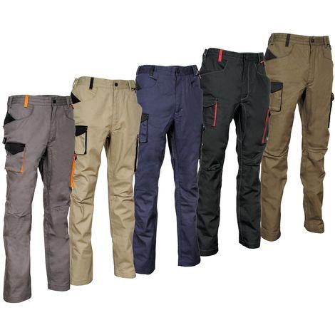 Pantalon de travail slim Cofra Walcourt