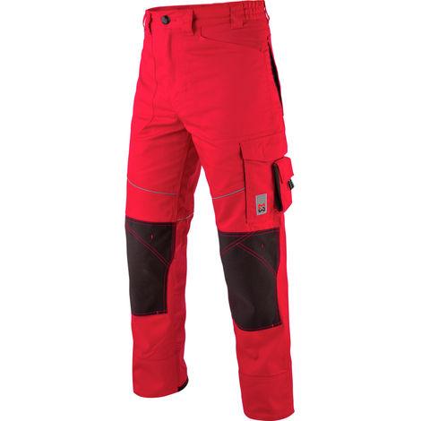 Pantalon de travail Starline Plus Würth MODYF rouge