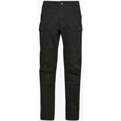 Pantalon de travail STRETCH DIADORA NEW YORK CARGO Gris L