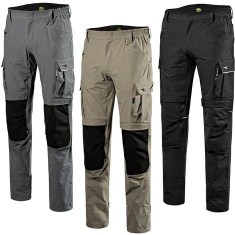 Pantalon de travail stretch Diadora Pant Tech Performance