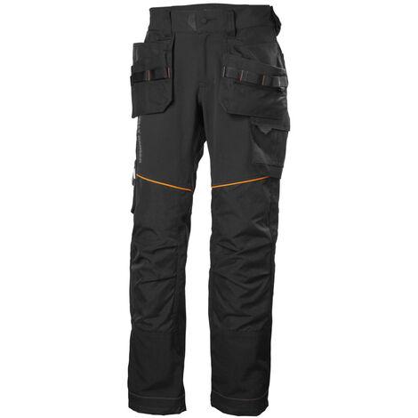 Pantalon de travail stretch Helly Hansen Chelsea Evolution Construction Noir 48