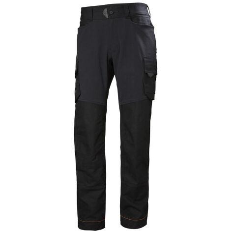 Pantalon de travail stretch Helly Hansen Chelsea Evolution Service Noir 52