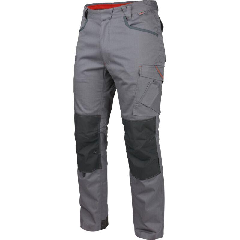 Pantalon de travail Stretch X gris - 60 - Würth Modyf