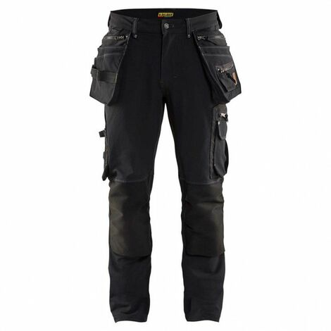Pantalon de travail taille 48 coupe slim BLAKLADER X1900 STRETCH 4D NEUF