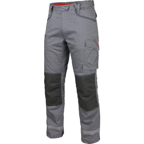Pantalon de travail Thermic Stretch X Würth MODYF gris