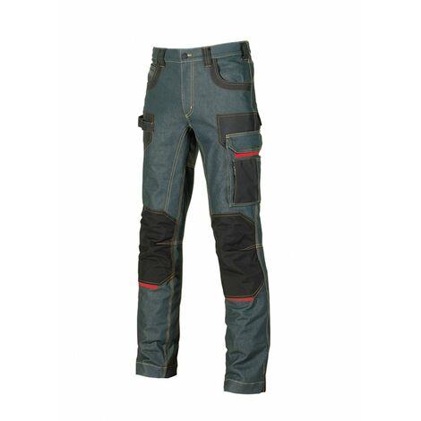 Pantalon de travail U Power Platinum Button