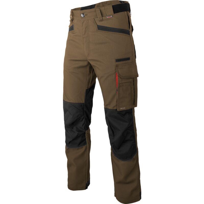 Pantalon de travail Würth MODYF Nature brun - 50