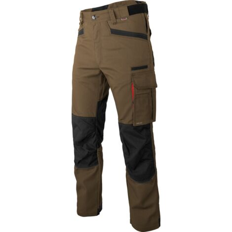 Pantalon de travail Würth MODYF Nature brun