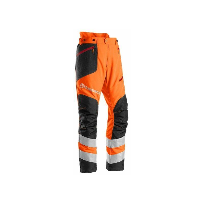Pantalon débroussaillage Husqvarna HighViz | 42