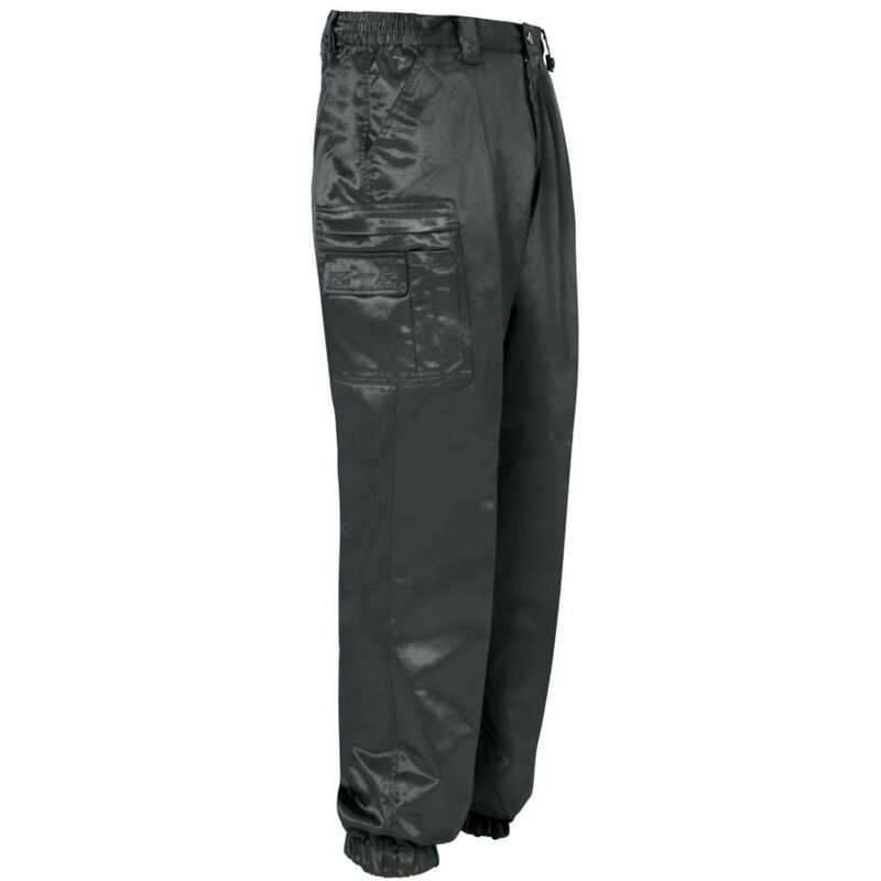 City Guard - Pantalon d'intervention anti-statique CityGuard Noir 38