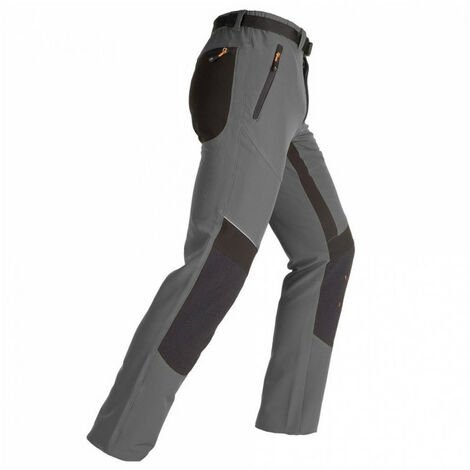 Pantalon élasticisé EXPERT gris-noir KAPRIOL - plusieurs modèles disponibles