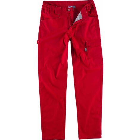 Pantalón elástico multibolsillos Combi 0304B