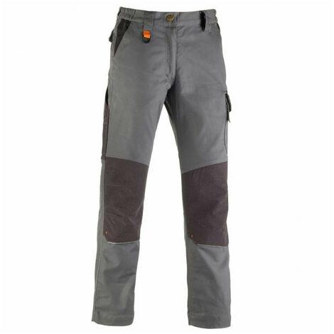 Pantalon élastique pour femme TÉNÉRÉ PRO gris KAPRIOL - plusieurs modèles disponibles