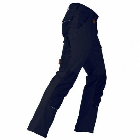 Pantalon élastique TÉNÉRÉ PRO bleu KAPRIOL - plusieurs modèles disponibles
