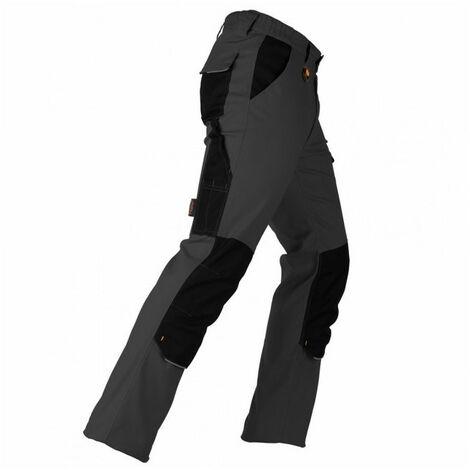 Pantalon élastique TÉNÉRÉ PRO gris-noir KAPRIOL - plusieurs modèles disponibles