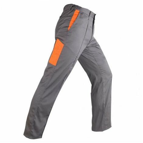 Pantalon EVO gris-orange KAPRIOL - plusieurs modèles disponibles