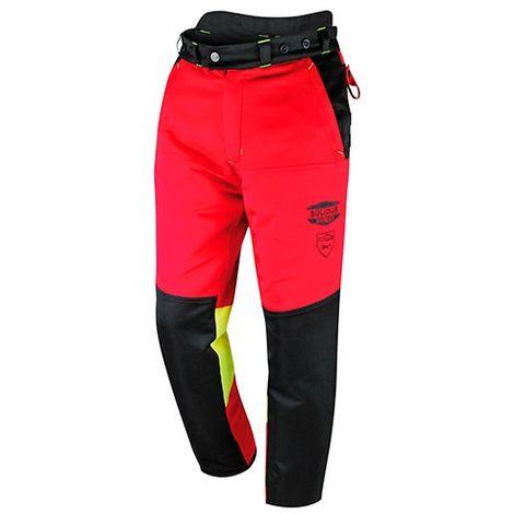 Pantalon FELIN special tronçonneuse protection 5 couches 1 kg en taille M tissu extensible 4 ways type A classe 1 - SOLIDUR