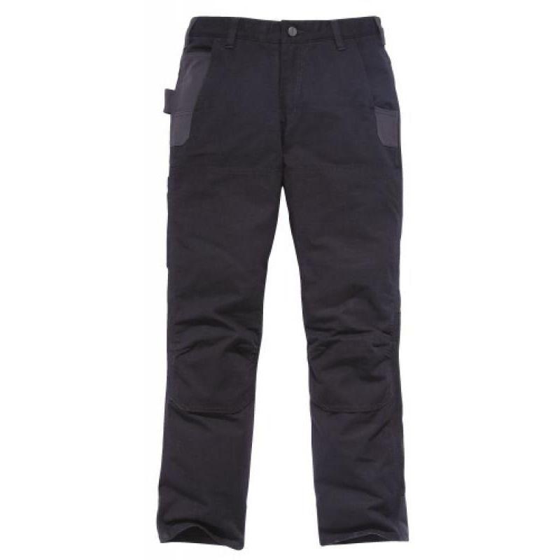 Pantalon full swing steel double front noir taille 42 - CARHARTT