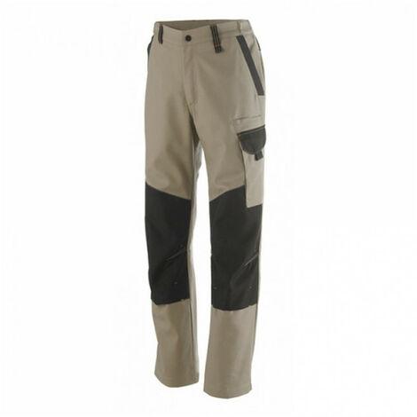 Pantalon genouillères OUT-SUM beige MOLINEL - plusieurs modèles disponibles