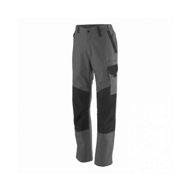 Pantalon genouillères OUT-SUM gris (44) - Taille : 44 - Molinel