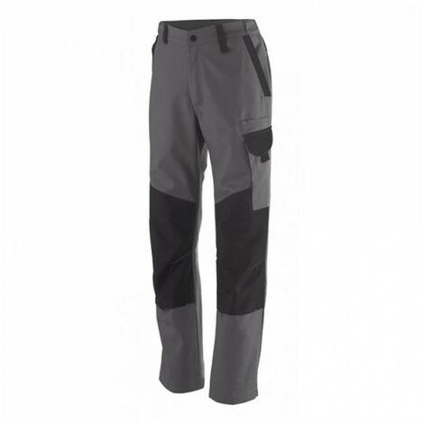 Pantalon genouillères OUT-SUM gris MOLINEL - plusieurs modèles disponibles
