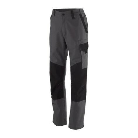 Pantalon genouilleres Out-Sum gris T36 Molinel - Gris Clair