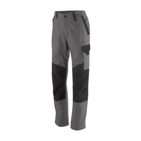 Pantalon genouillères Taille 52 molinel noir, gris 1 pc(s)