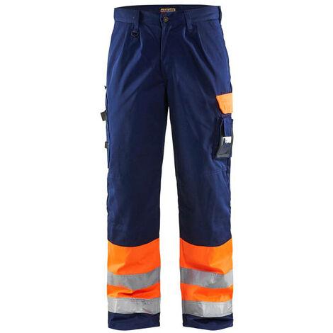 Pantalon haute visibilité Classe 1 - Blaklader - 15841860