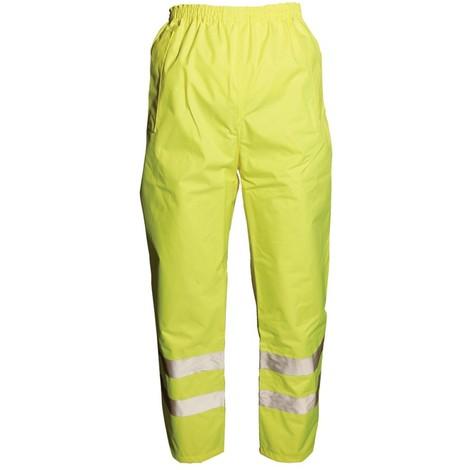 Pantalon haute visibilité Classe 1 - jaune