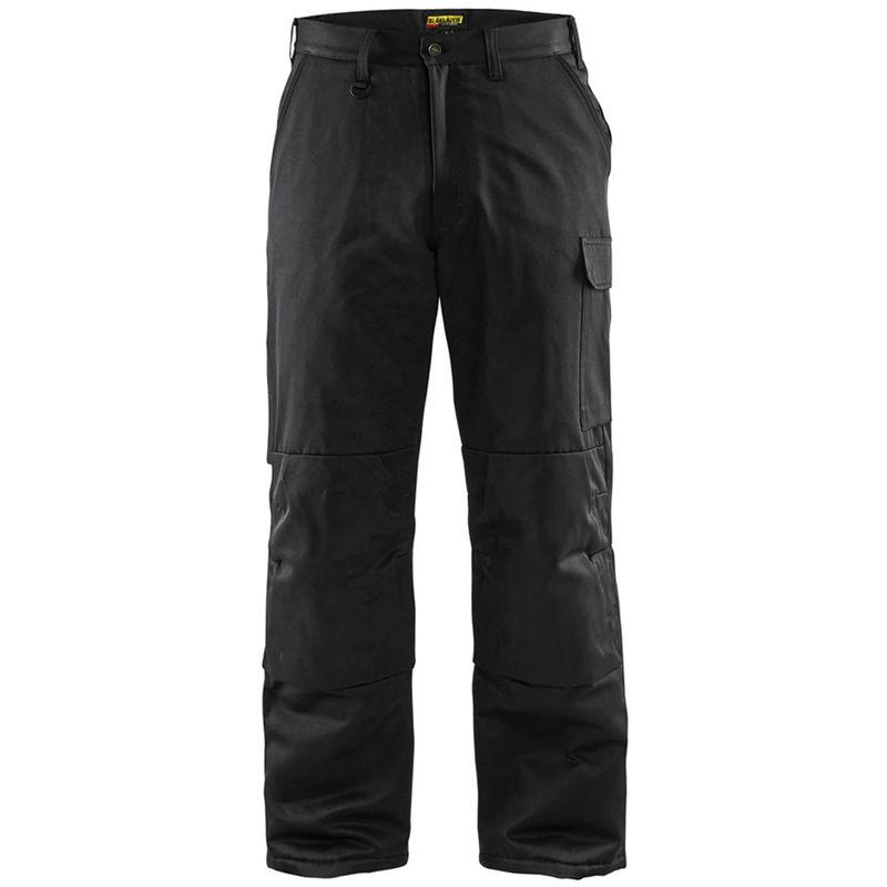 Pantalon de travail matelassé hiver Noir 50 - Blaklader