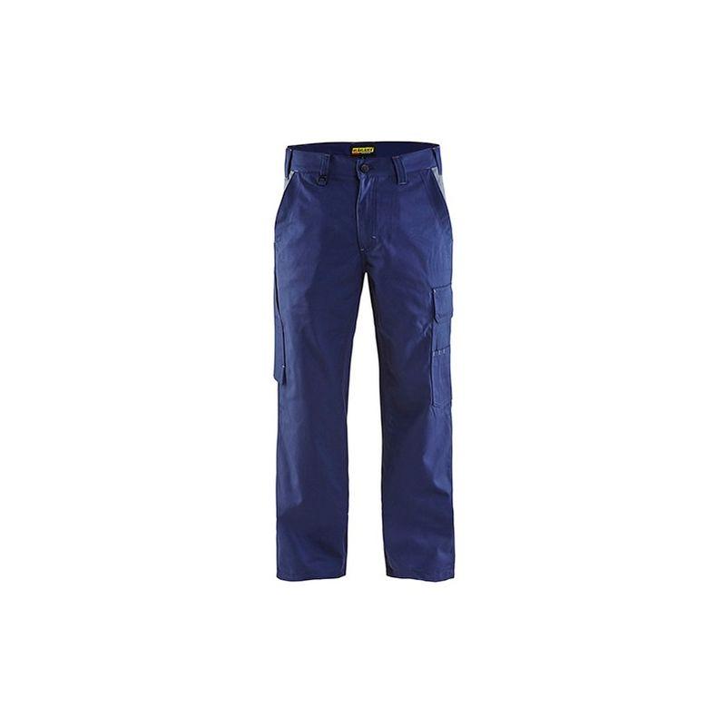 Pantalon industrie - 8994 Marine/Gris - Blaklader