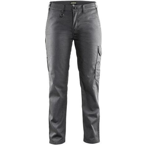 Pantalon industrie femme - 9499 Gris/Noir - Blaklader