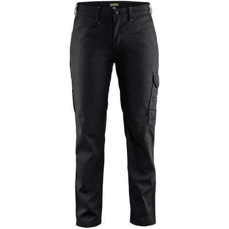 Pantalon industrie femme - 9994 Noir/Gris - Blaklader