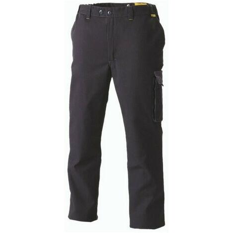 Pantalon industrie noir/gris Millium MOLINEL - plusieurs modèles disponibles