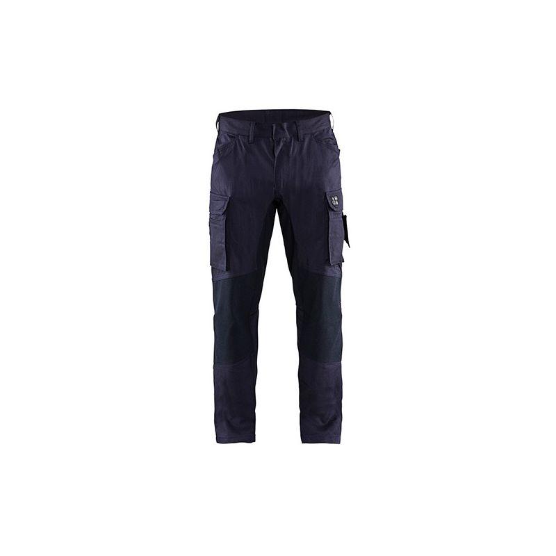 Pantalon inhérent retardant-flamme ignifugé stretch - 8900 Marine - Blaklader
