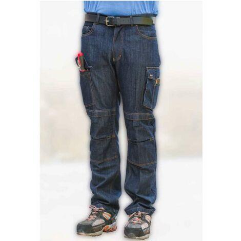 Pantalon Jean's bleu Taille 42